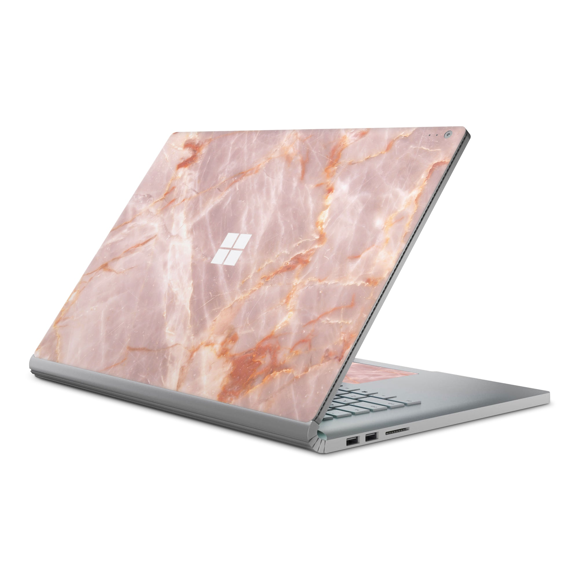 Surface Book Blush Marble Skin