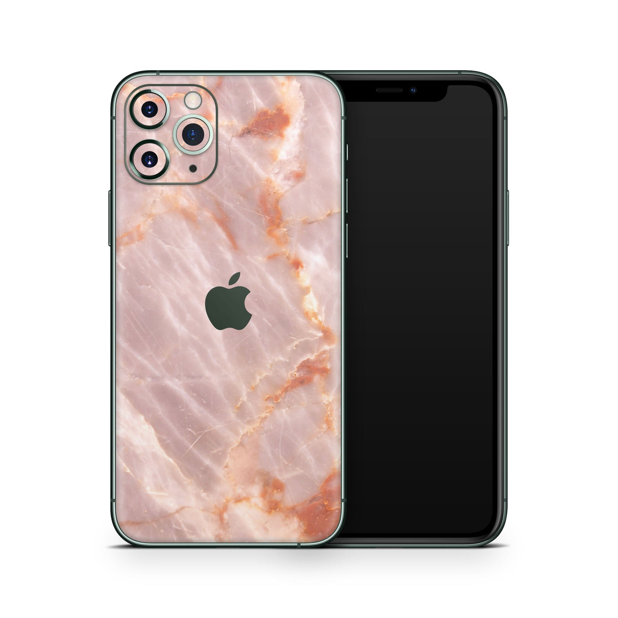 Pink Marble iPhone