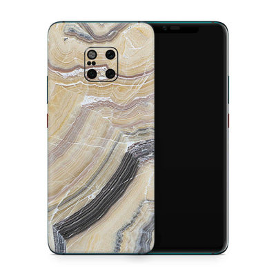Butter Marble Skin Huawei Mate 20 Pro