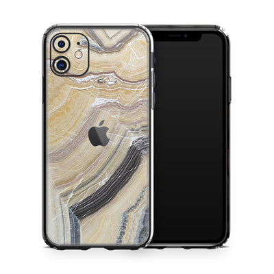 iPhone 11 Butter Marble Case