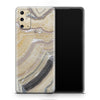Butter Marble Galaxy S20 Skin + Case-Uniqfind