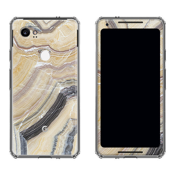 Butter Marble Pixel 2 and Pixel 2 XL Case