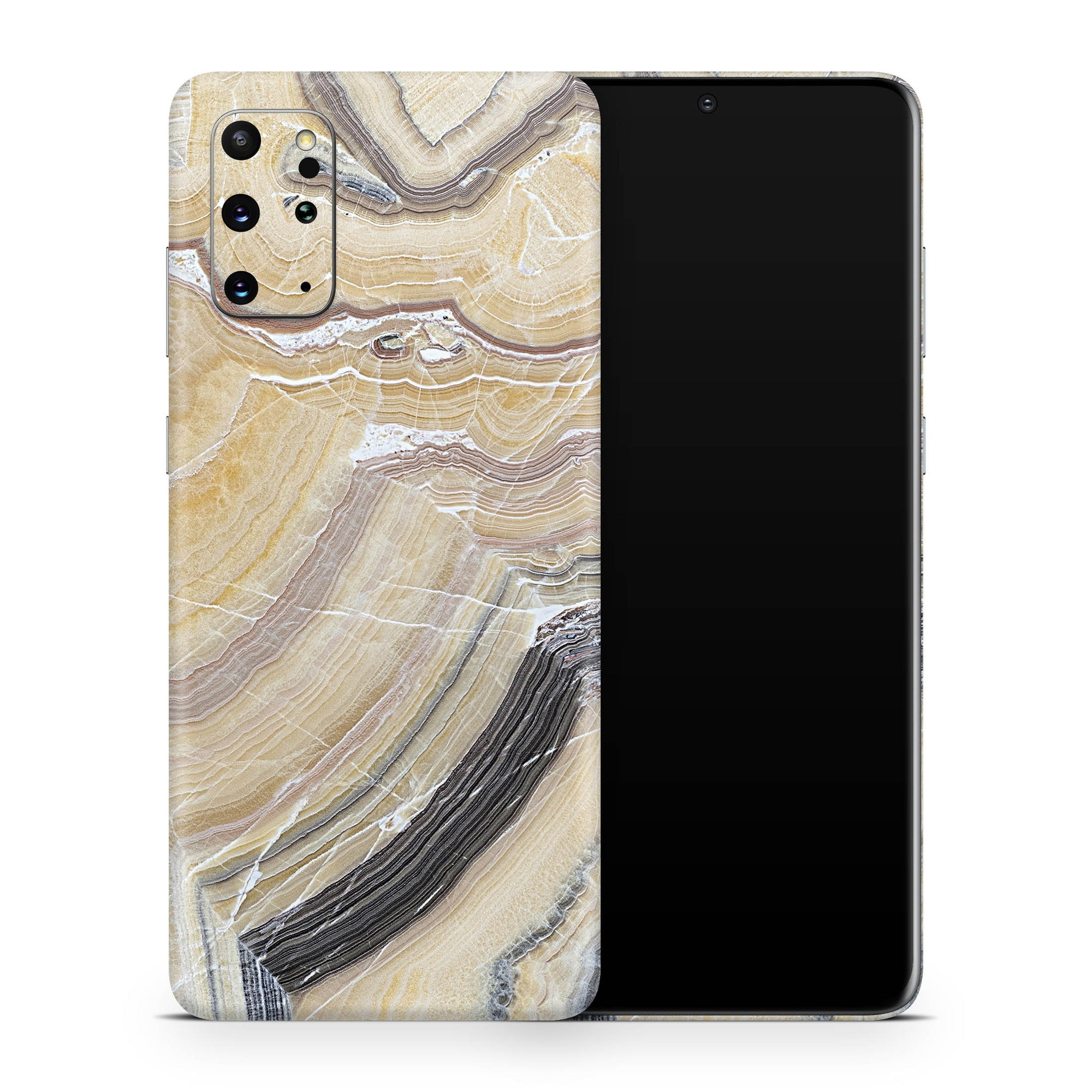 Butter Marble Galaxy S20 Ultra Skin + Case-Uniqfind