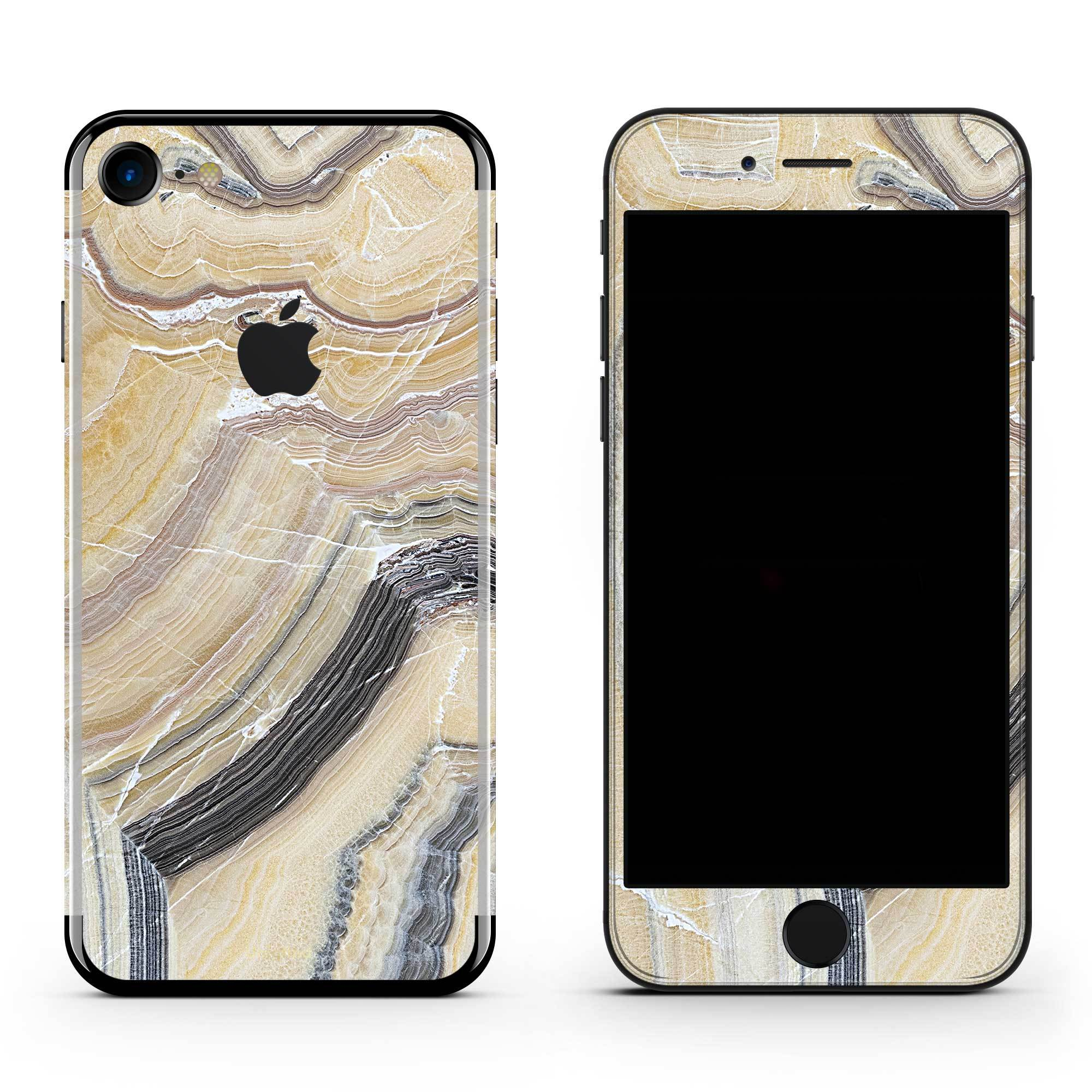 Butter Marble iPhone