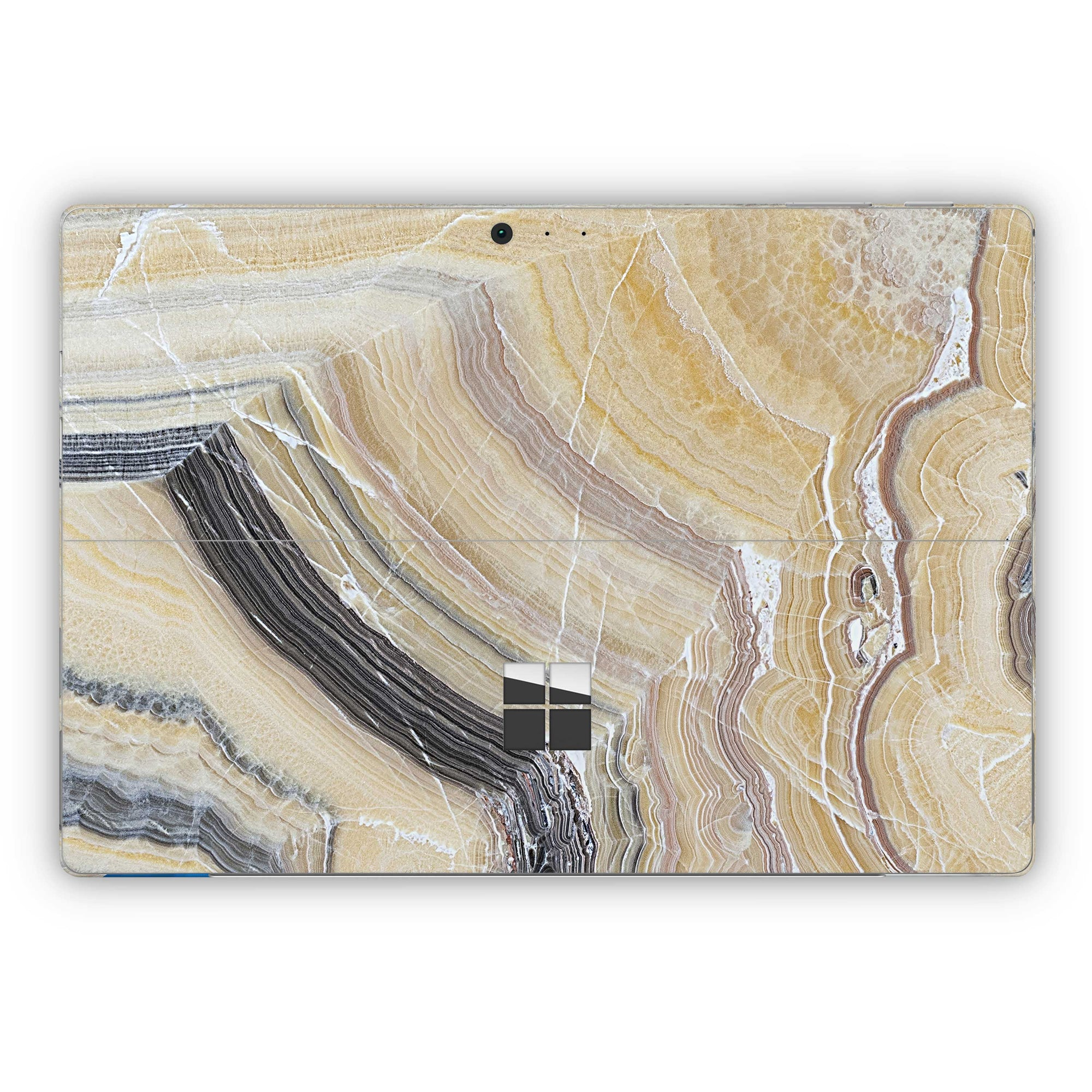 Butter Marble Surface Pro 5 and Surface Pro 6 Skin