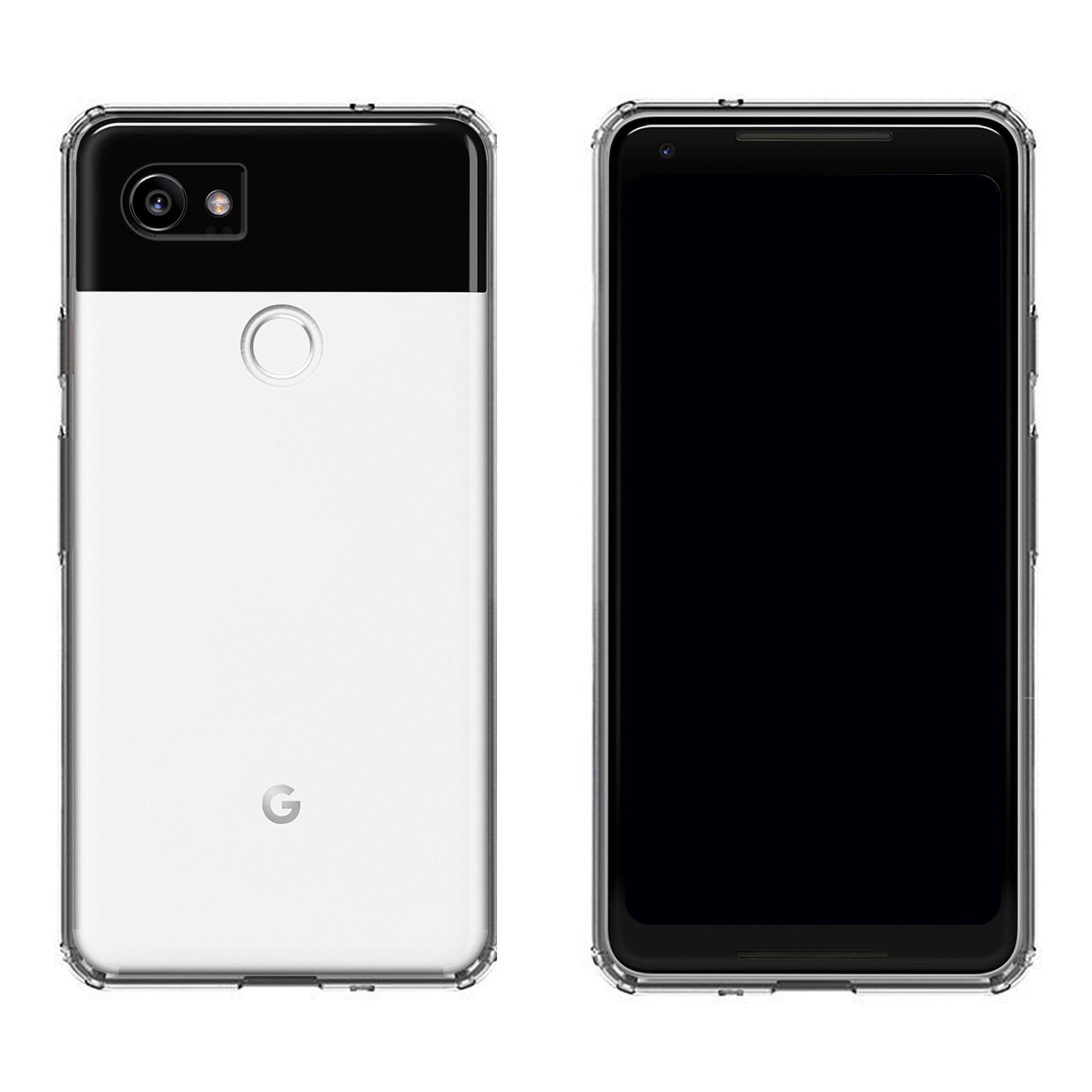 Pixel Clear Case