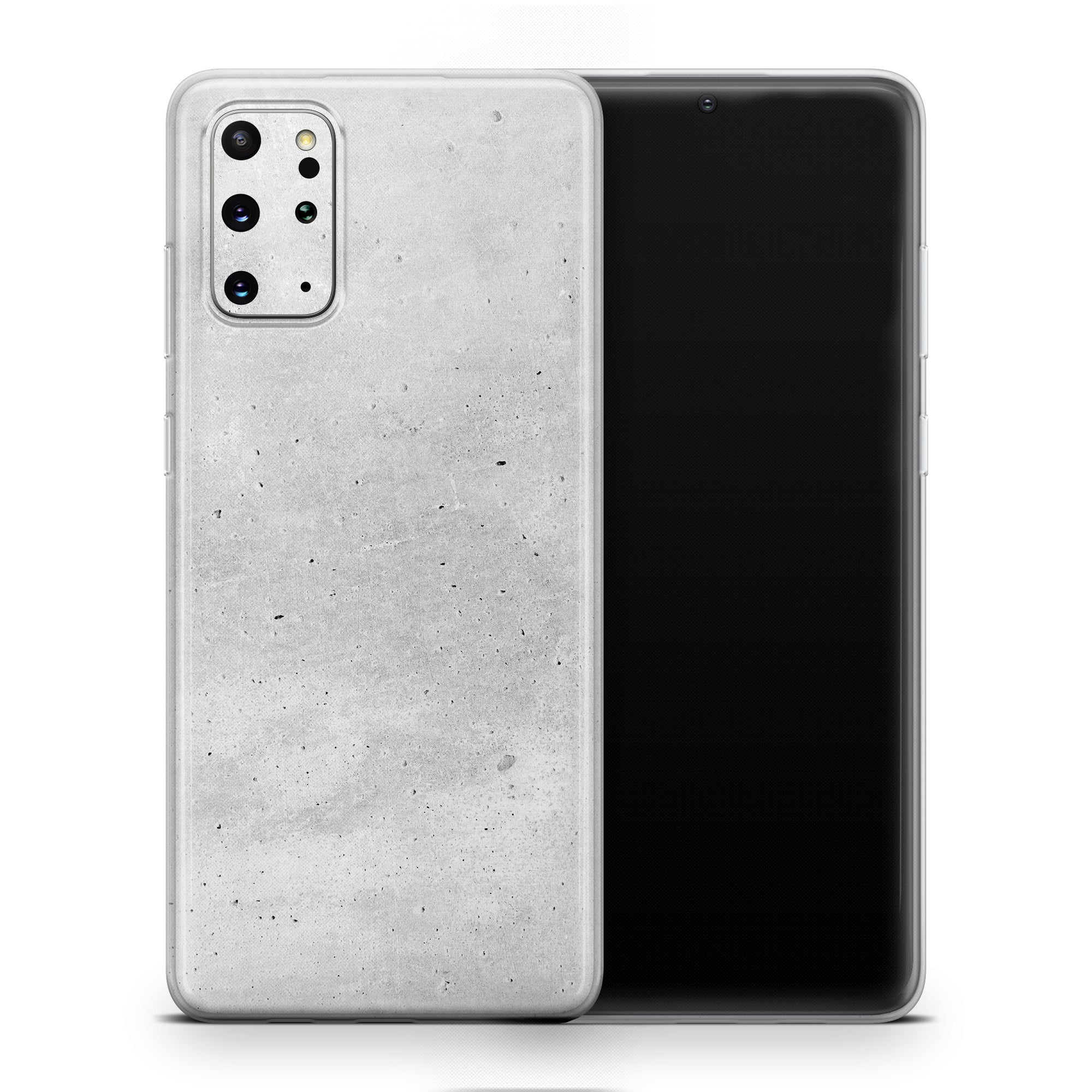 Concrete Galaxy S20 Ultra Skin + Case-Uniqfind