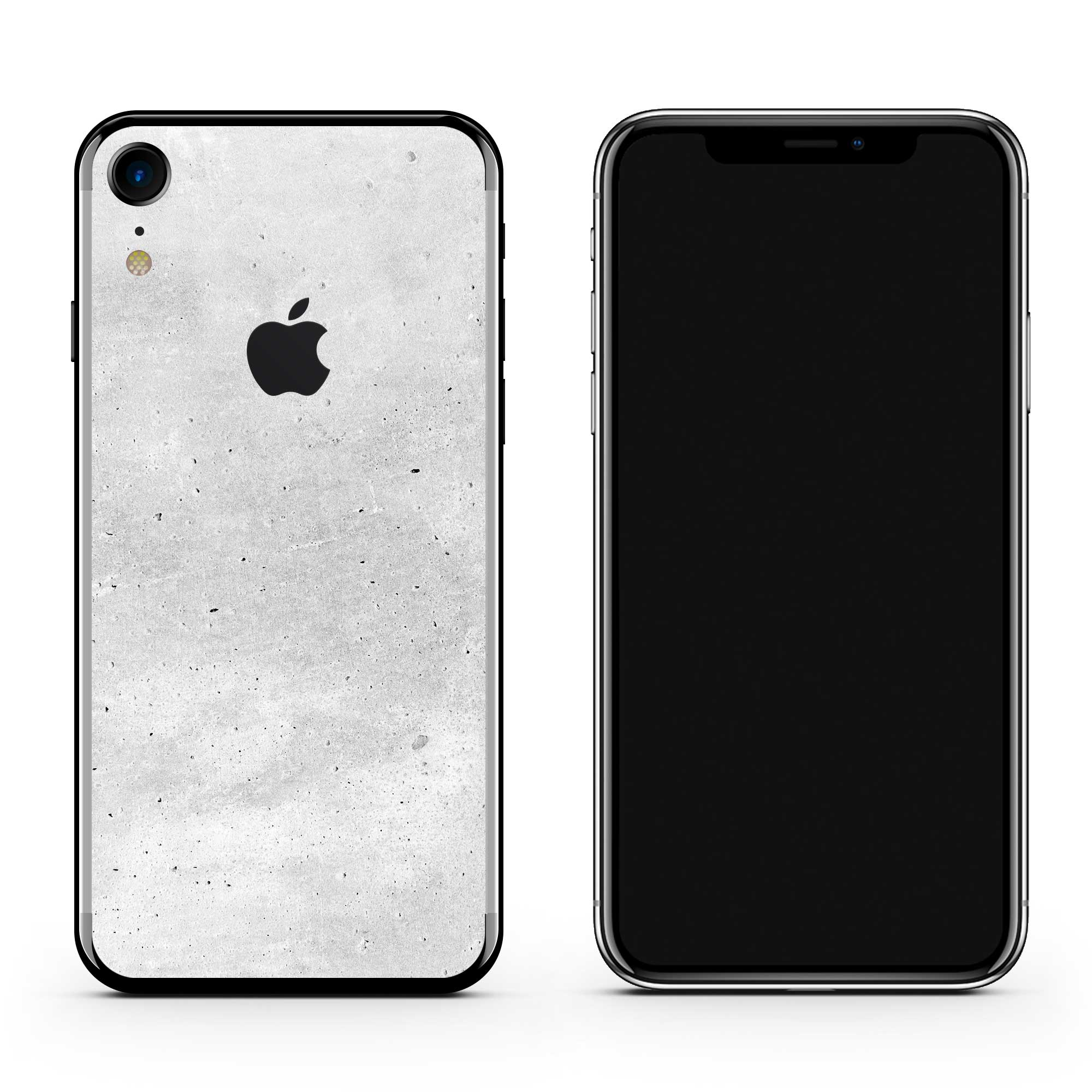 Concrete Cover iPhone XR