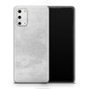 Concrete Galaxy S20 Skin + Case-Uniqfind