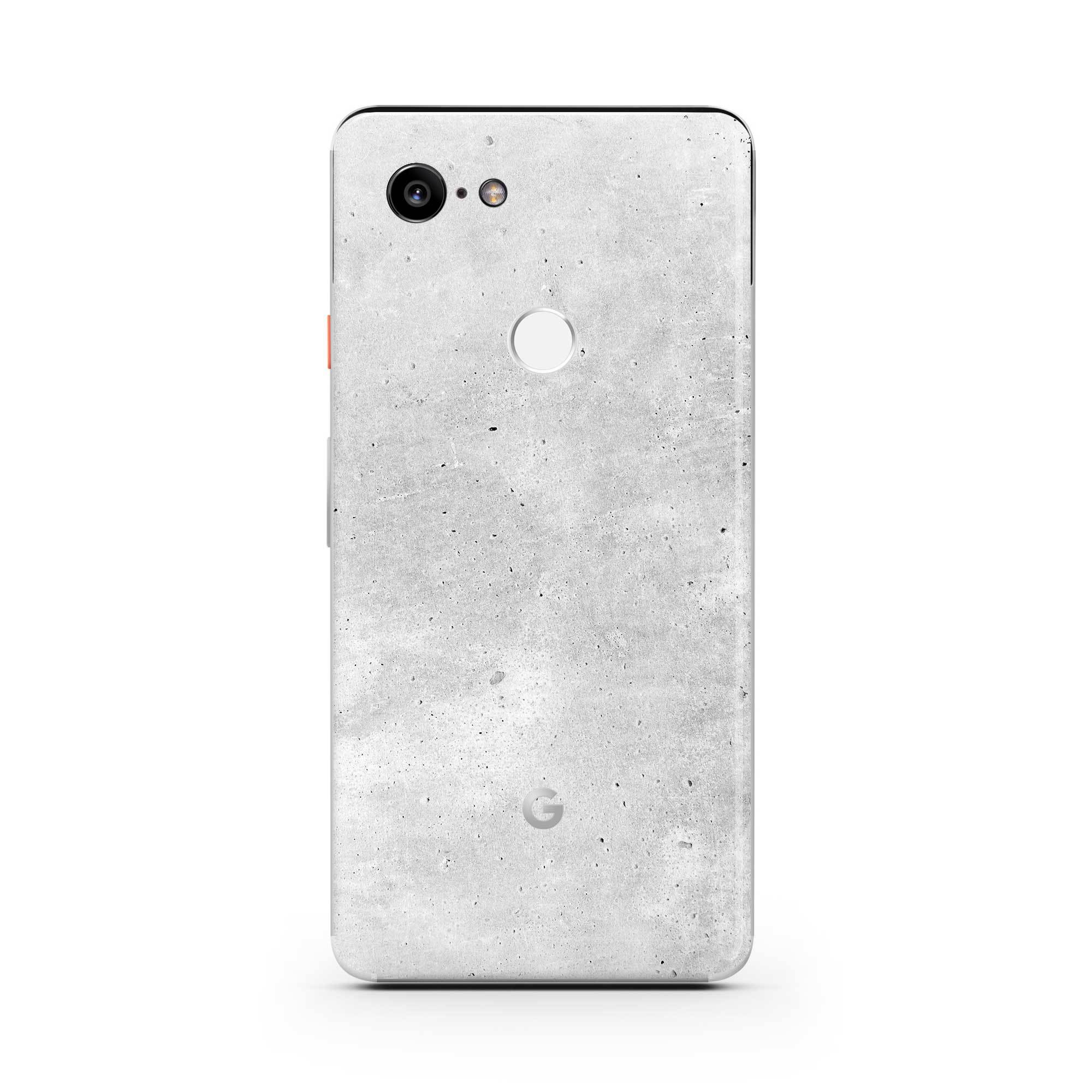Concrete Pixel 3 XL Skin + Case