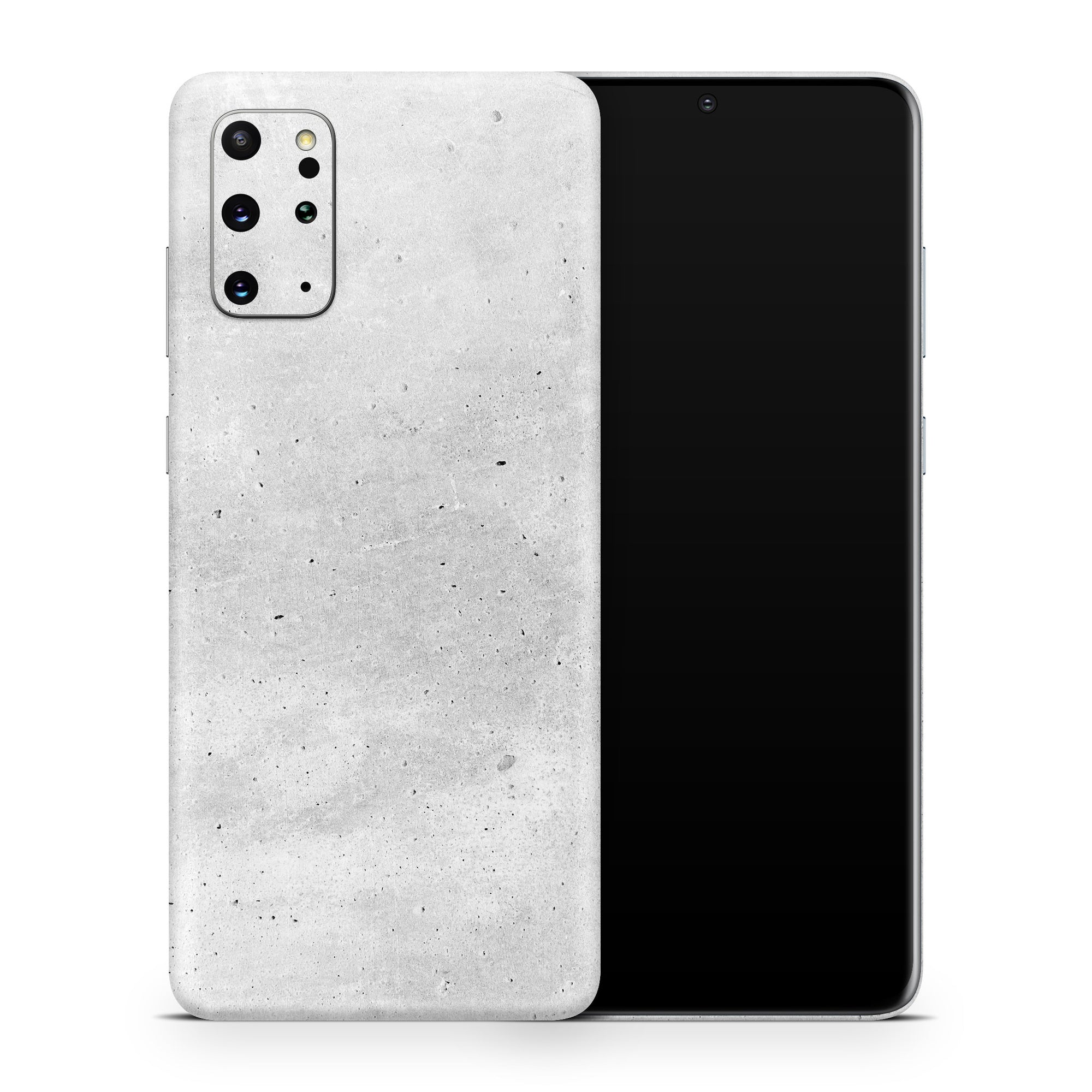 Concrete Galaxy S20 Plus Skin + Case-Uniqfind