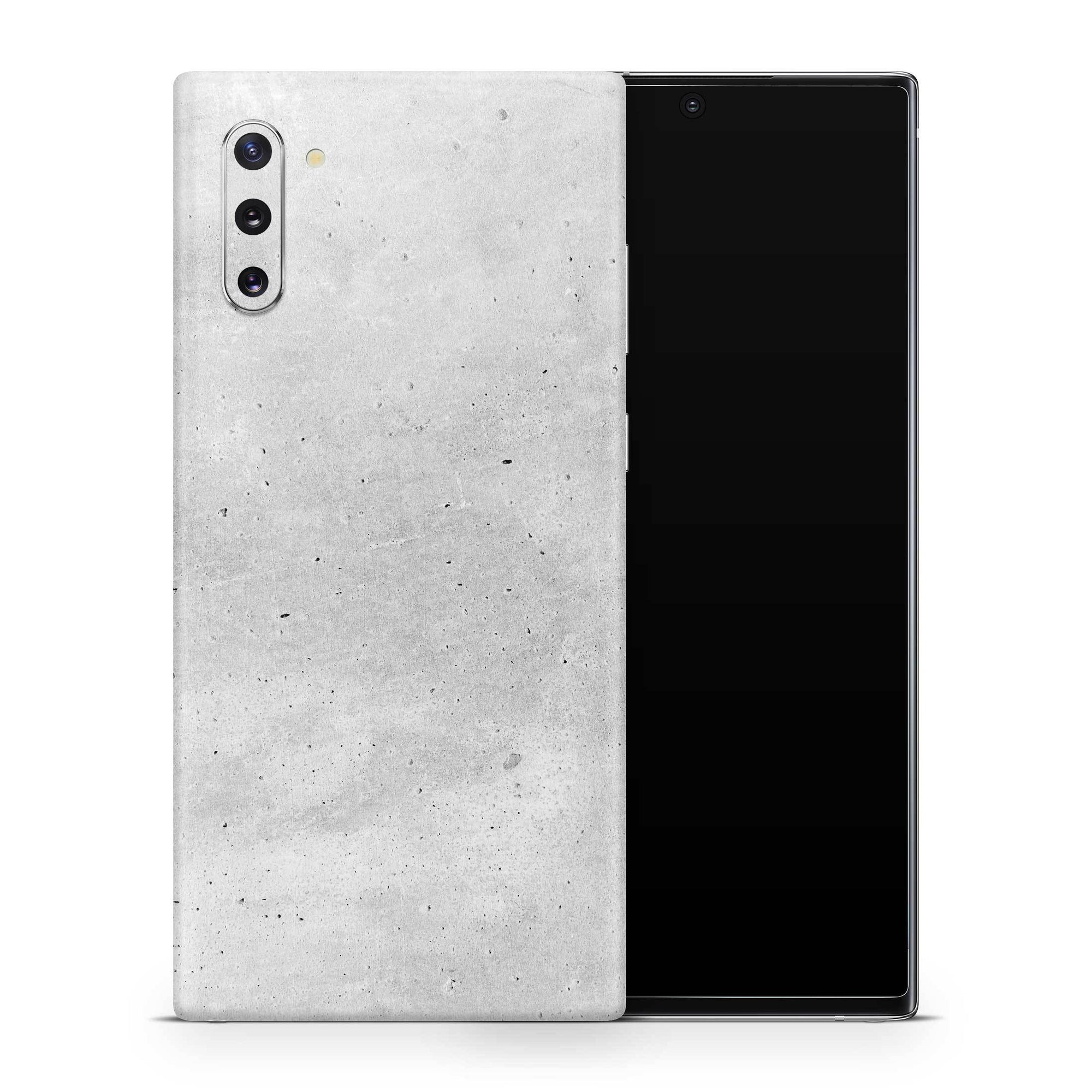 Concrete Samsung Galaxy Note 10 Skin