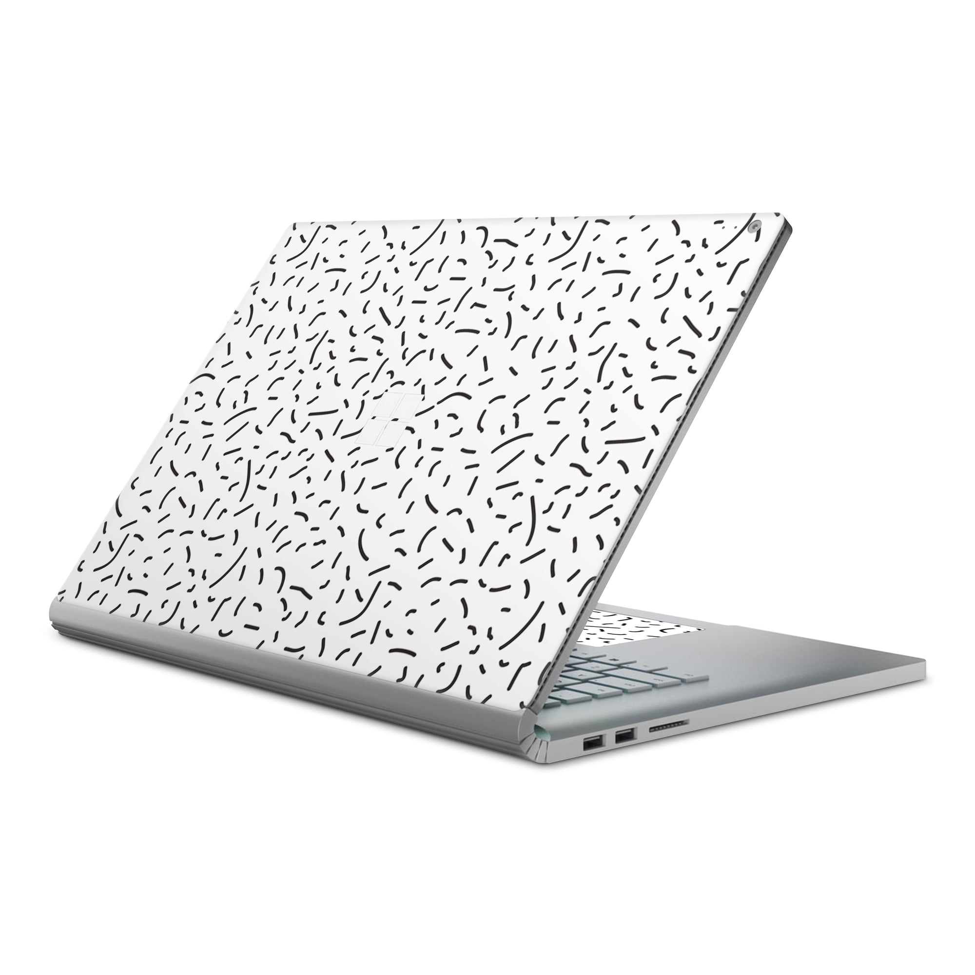 Confetti Surface Book Decal