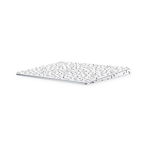 Confetti Magic Trackpad 2 Full Coverage Skin