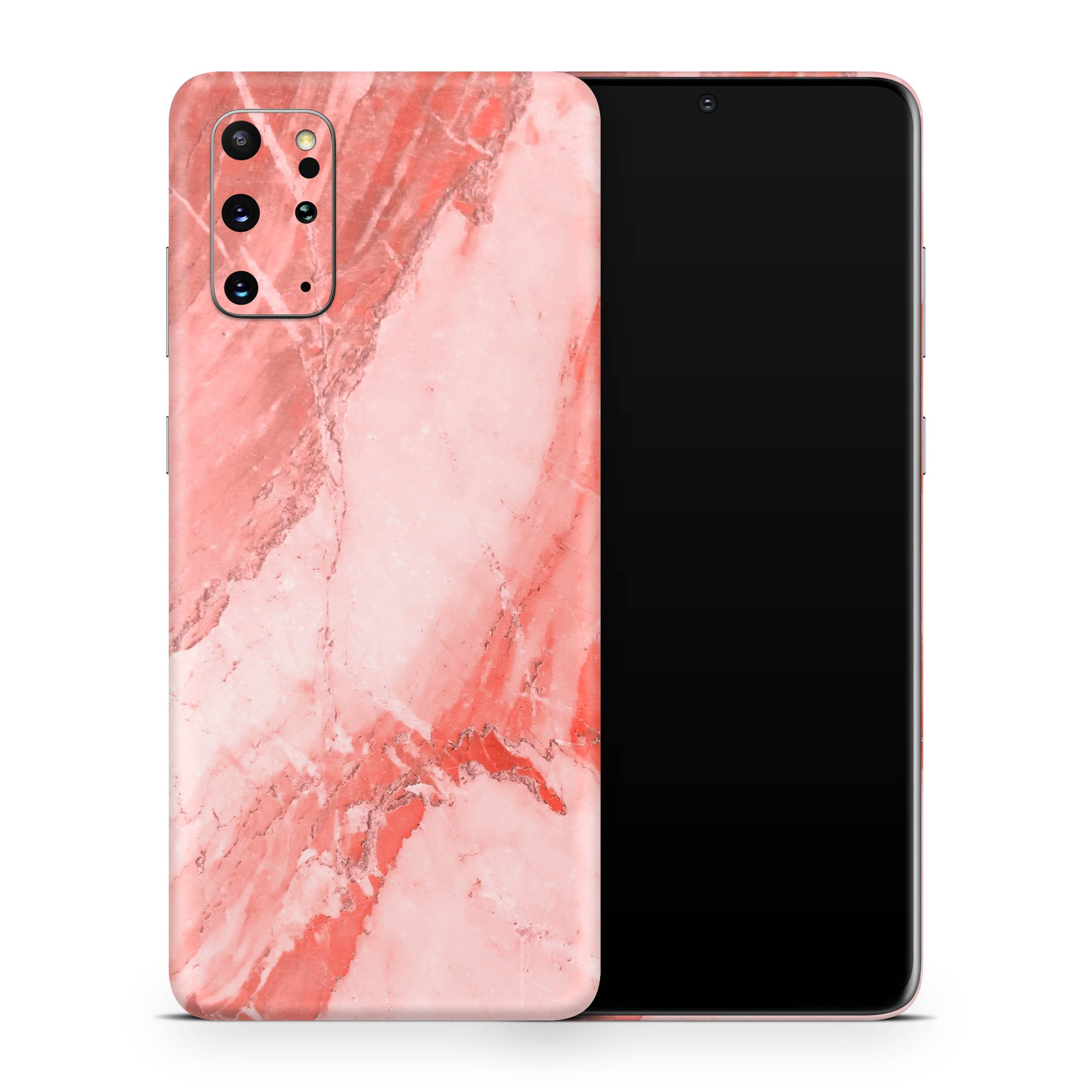 Coral Marble Galaxy S20 Ultra Skin + Case-Uniqfind