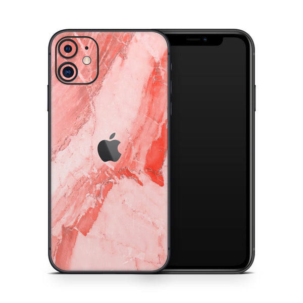 Coral iPhone 11 Skin