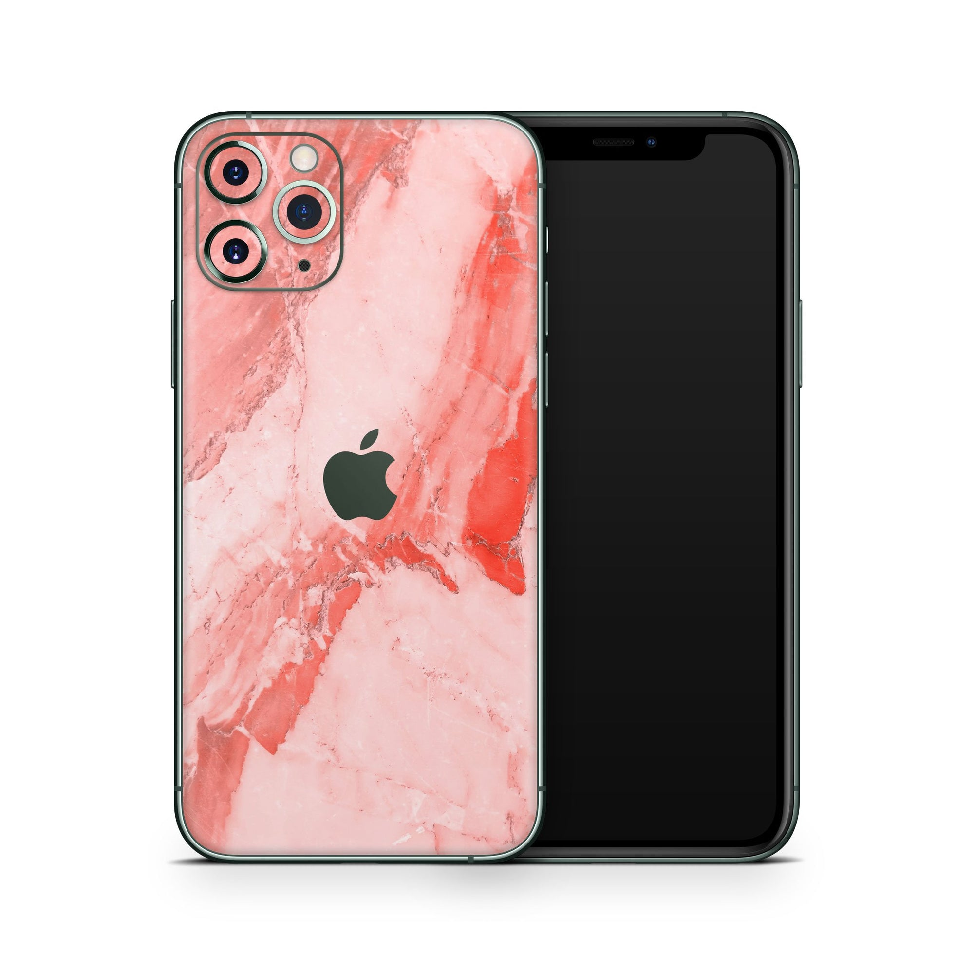 Coral Wrap iPhone 11 Pro Max