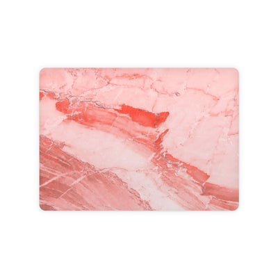 Coral Marble Magic Trackpad 2 Skin