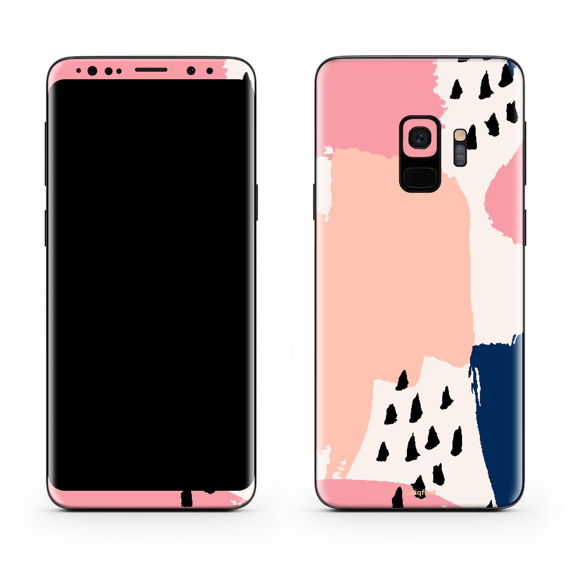 Miami Vice Galaxy S9 Skin + Case