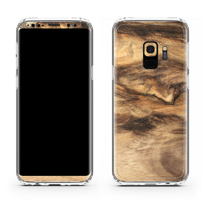 Wood Galaxy S9 Case