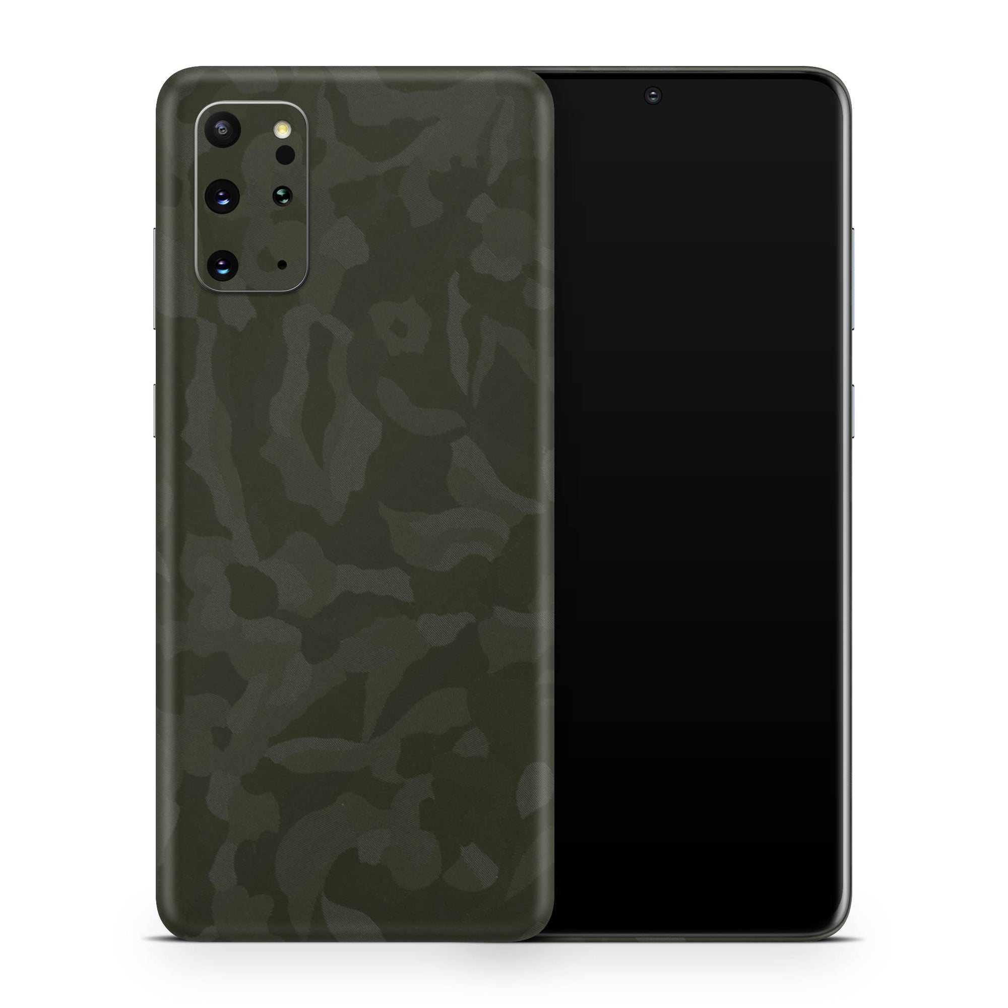 Green Camo Galaxy S20 Ultra Skin + Case-Uniqfind