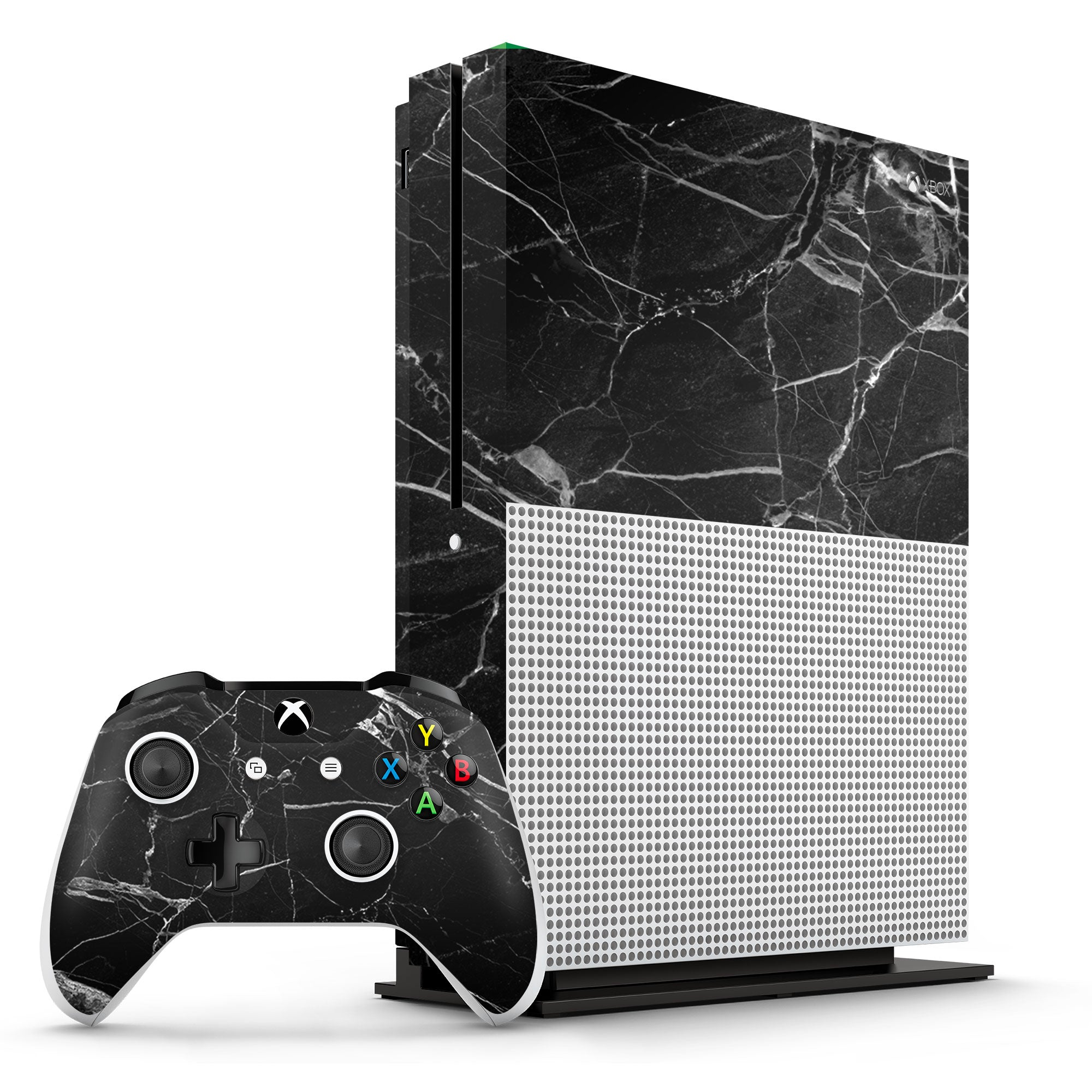 Decals, wraps, and skins for Xbox One S