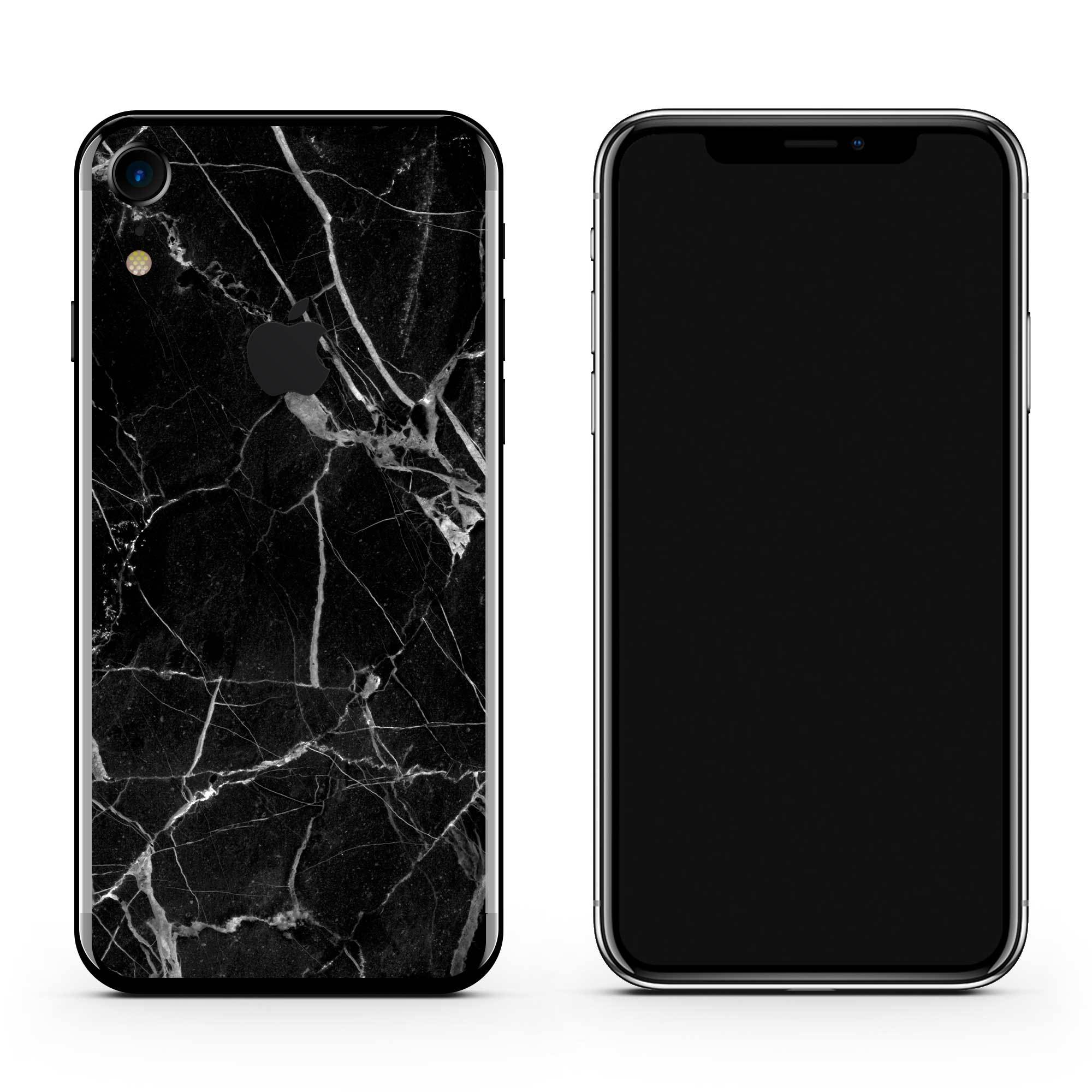 Marble iPhone XR Cover