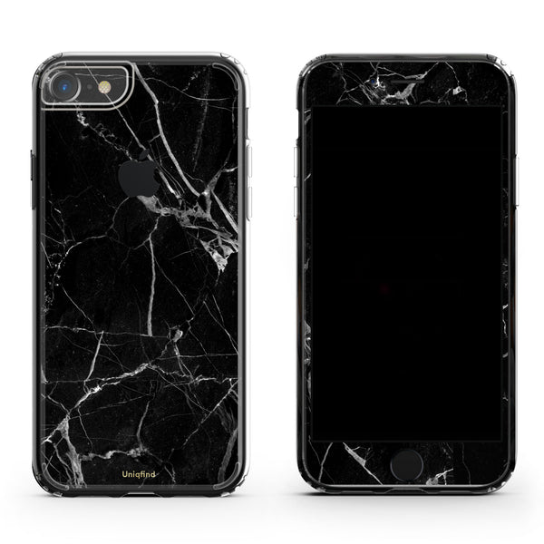Best Black Marble iPhone Case