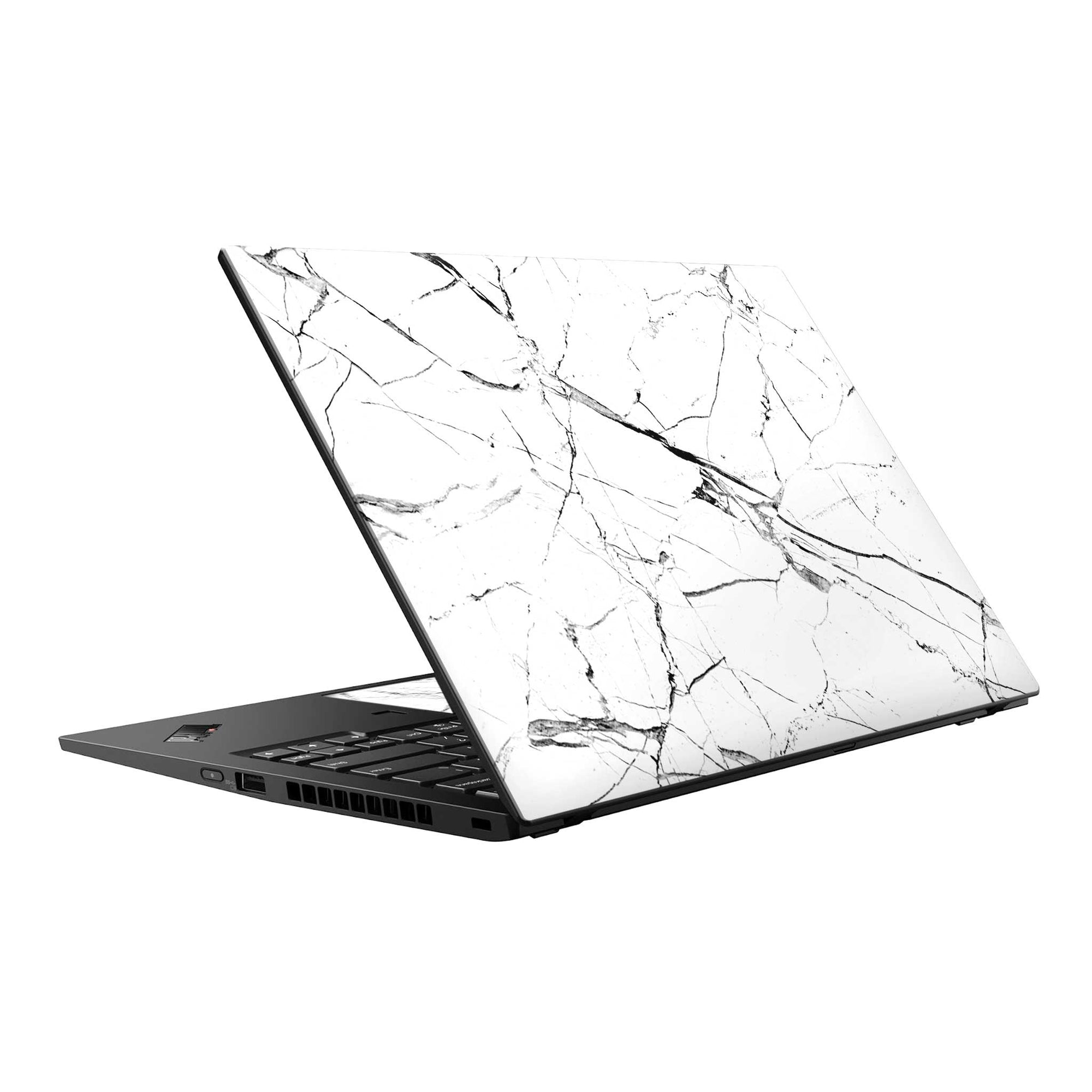 White Hyper Marble Case ThinkPad X1