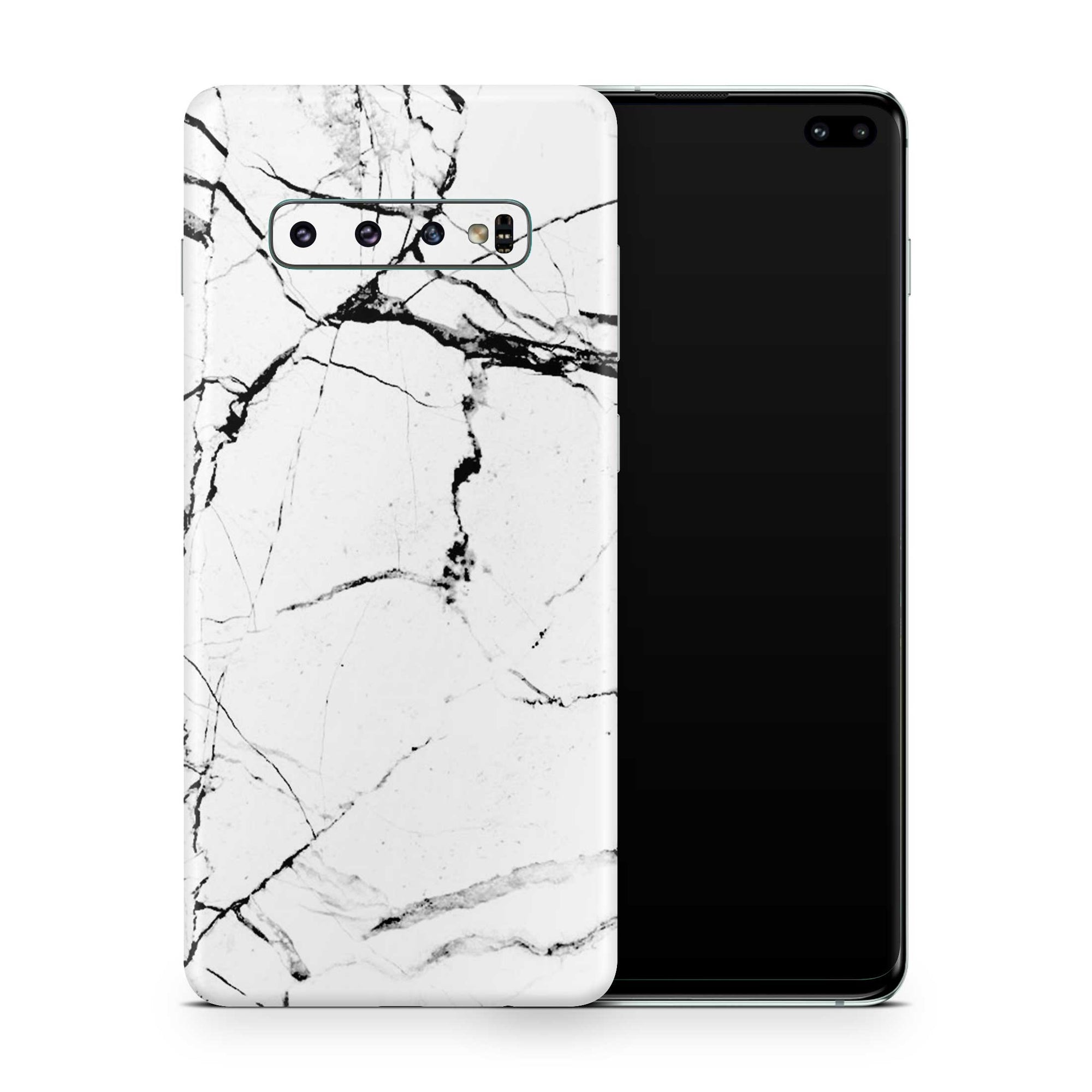 White Marble Galaxy