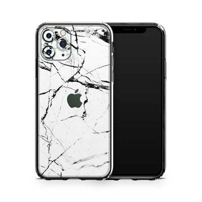 iPhone 11 Pro White Marble
