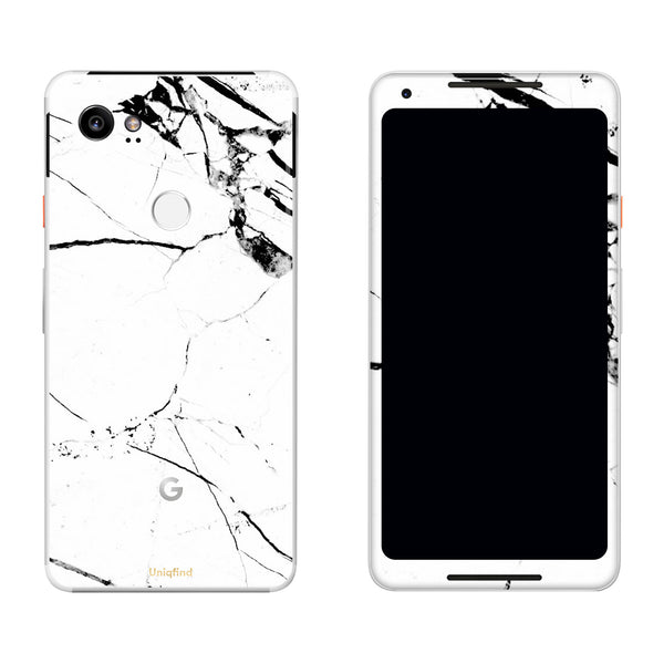 Marble skins for Google Pixel 2 XL