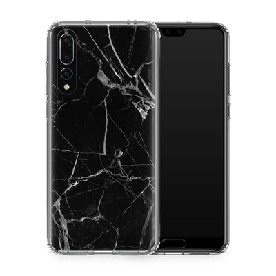 Black Marble Cover Huawei