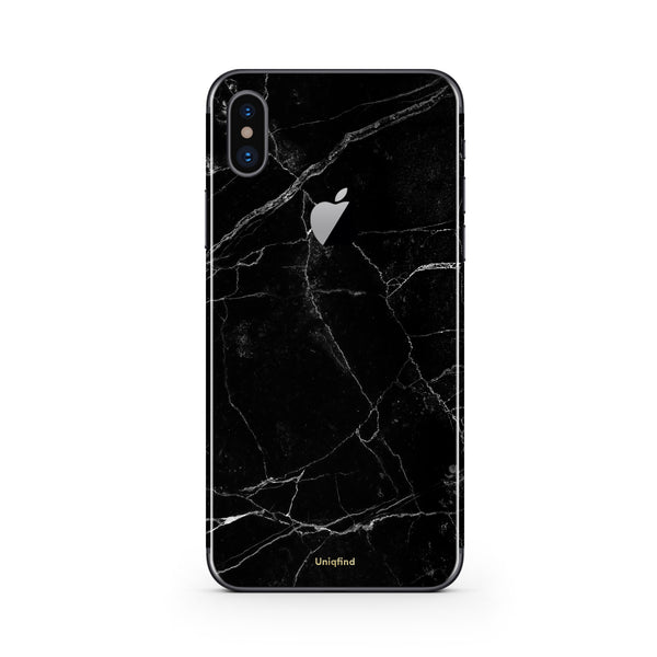 iPhone X skin in Marble