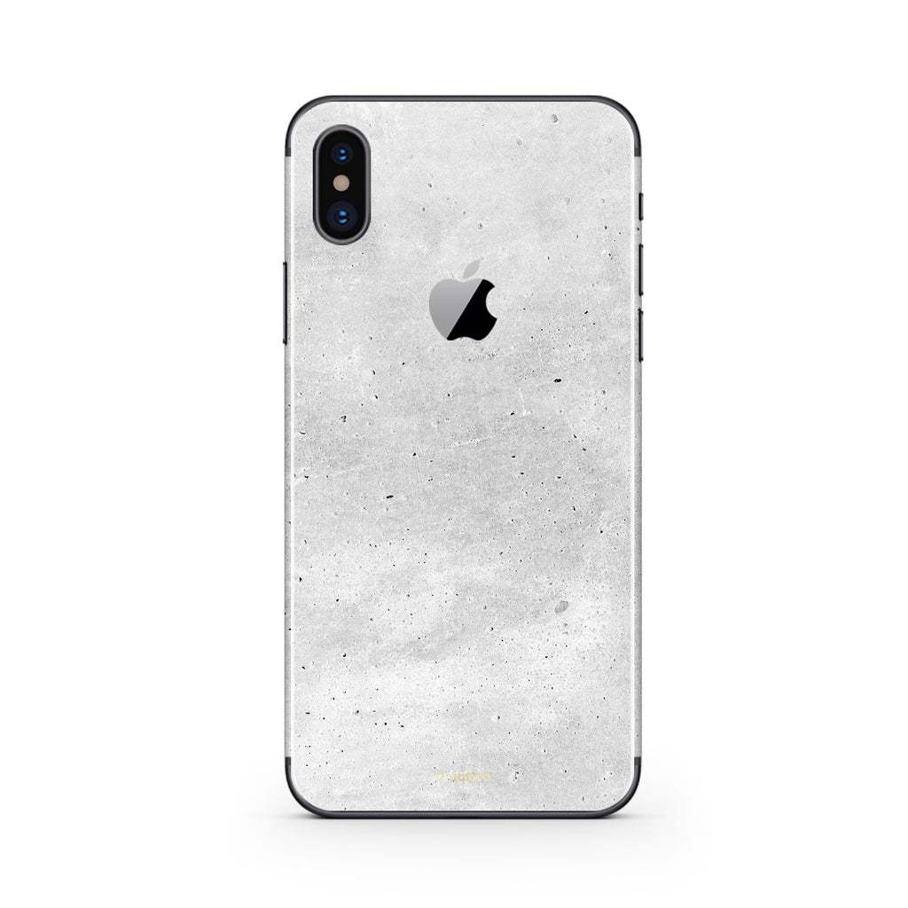 sports shoes aa289 8a508 Concrete iPhone Skin + Case