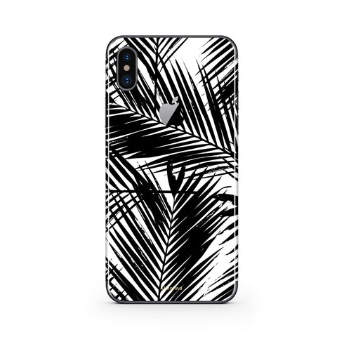 iPhone X skin and case in palm beach