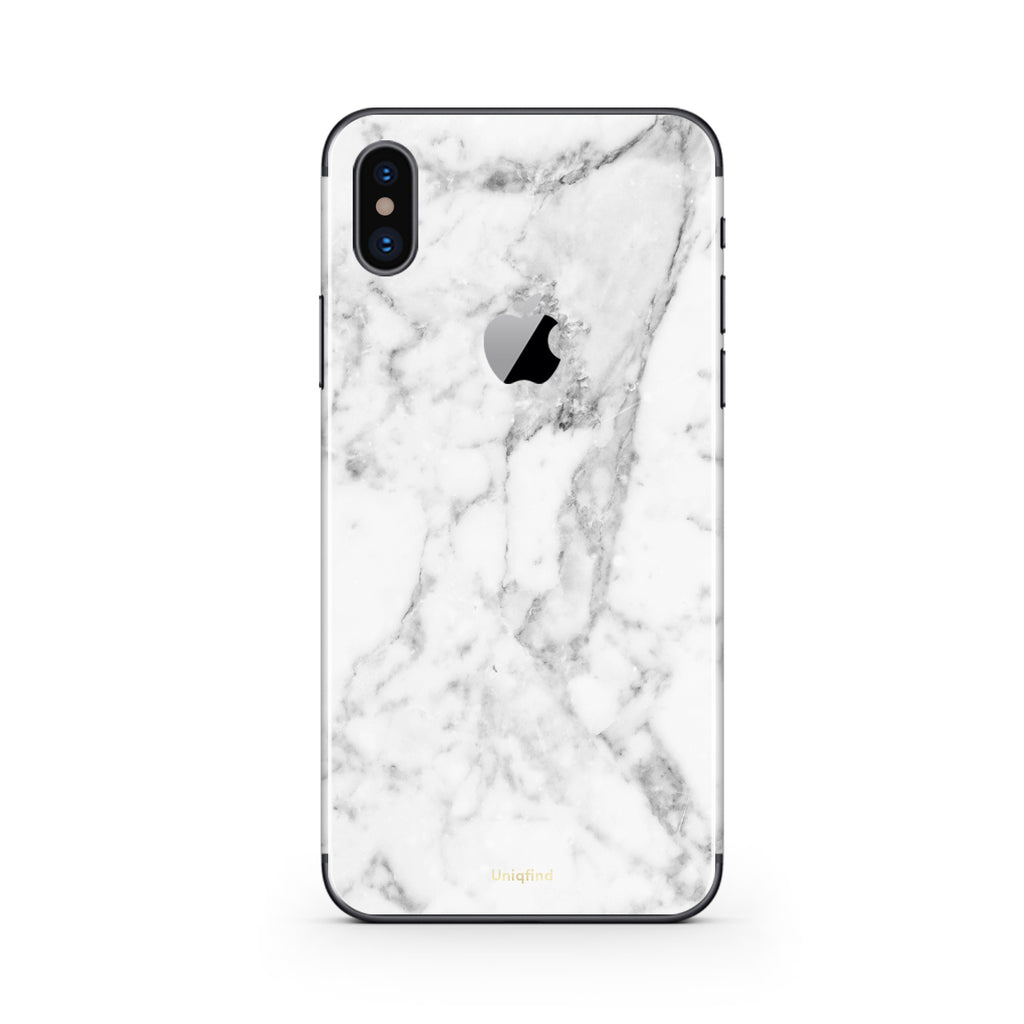 3c9b50d6f Marble iPhone X Case and Skin ...