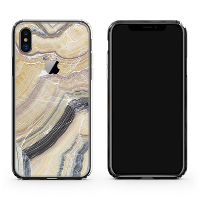 iPhone Butter Marble Case