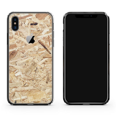 iPhone X Plywood Case