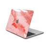 MacBook Case for 13-inch Pro Without Touch Bar in Coral Marble