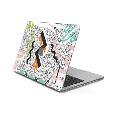 MacBook Case for 13-inch Pro Without Touch Bar in Memphis