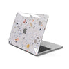 MacBook Case for 15-inch Pro Touch Bar in Terrazzo
