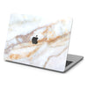 MacBook Case Skin 12-inch Vanilla Marble