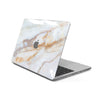MacBook Case for 16-inch Pro in Vanilla Marble