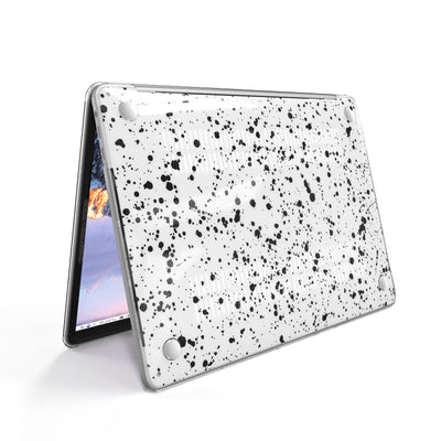 MacBook Case for Pro 2016 2017 2018 2019 in White Speckle