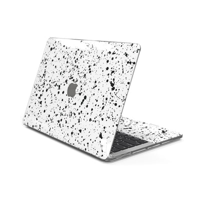 MacBook Case for Pro 13-inch 2016 2017 2018 2019 in White Speckle