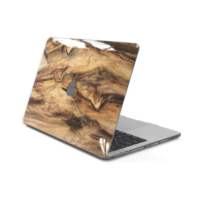 MacBook Case for 13-inch Pro 2016 2017 2018 2019 in Wood