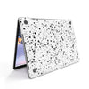 MacBook Case for A1398 in White Speckle