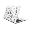 MacBook Cover for Pro 2016 2017 2018 2019 in White Speckle