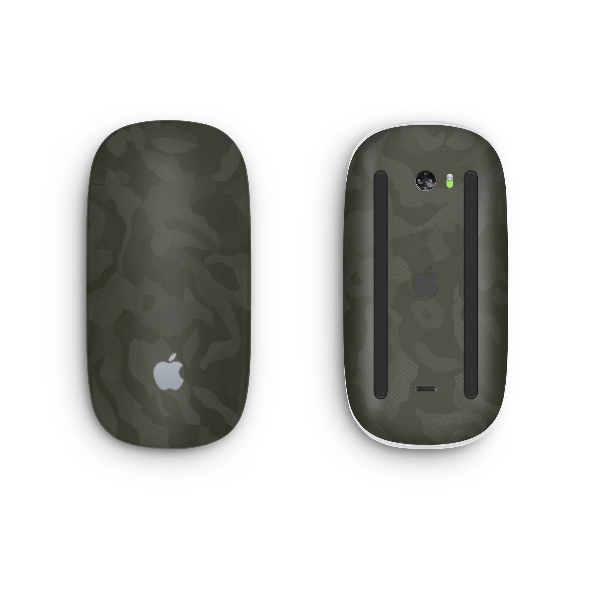 Green Camo Magic Mouse 2 Skin